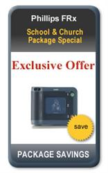 FRx School & Church Package Special AB 6220